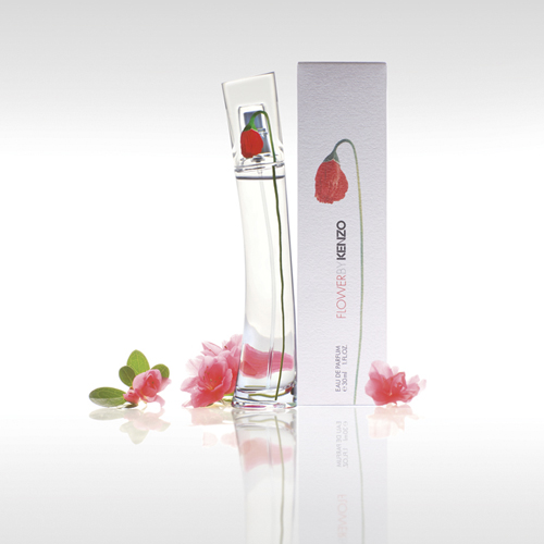 Flower by Kenzo parfum photo Duchene Antoine Deta.Studio